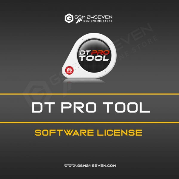 DT PRO TOOL SOFTWARE LICENSE