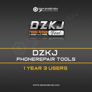 DZKJ PHONEREPAIR TOOLS 1 YEAR 3 USERS