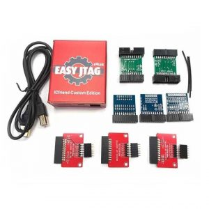 easy jtag red edition