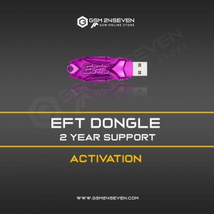 EFT DONGLE 2 YEAR SUPPORT ACTIVATION