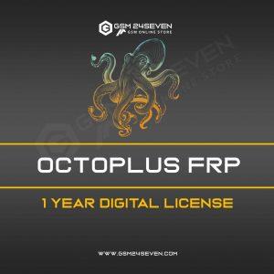 OCTOPLUS FRP 1 YEAR DIGITAL LICENSE