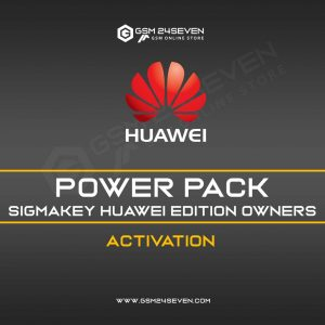 POWER PACK FOR SIGMAKEY HUAWEI EDITION OWNERS