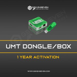 UMT DONGLE/BOX 1 YEAR ACTIVATION