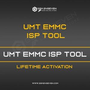UMT EMMC ISP TOOL ACTIVATION