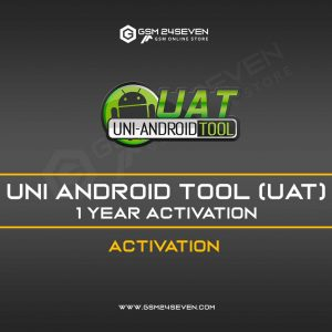 UNI ANDROID TOOL (UAT) 1 YEAR ACTIVATION