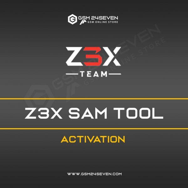 Z3X SAM TOOL ACTIVATION