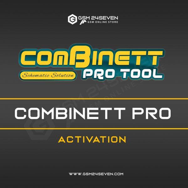 Combinett-Pro-activation