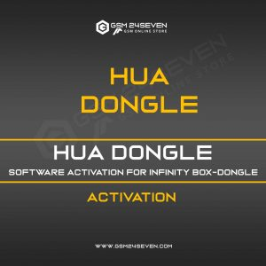 HUA DONGLE SOFTWARE ACTIVATION FOR INFINITY BOX/DONGLE