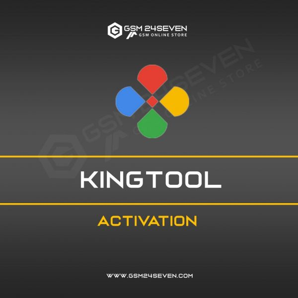 KINGTOOLS ACTIVATION INSTANT