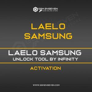 LAELO SAMSUNG UNLOCK TOOL BY INFINITY