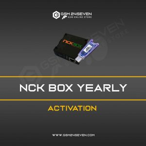 NCK BOX ACTIVATION (YEARLY)
