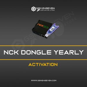 NCK DONGLE ACTIVATION (YEARLY)