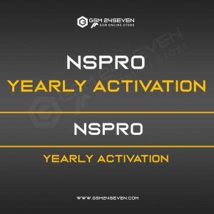NSPRO YEARLY ACTIVATION