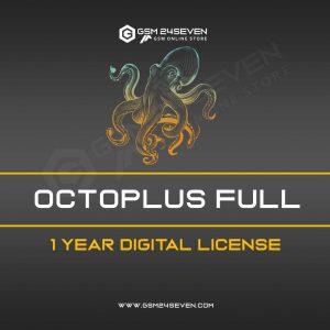 OCTOPLUS FULL 1 YEAR DIGITAL LICENSE