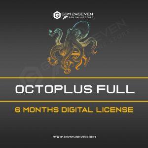 OCTOPLUS FULL 6 MONTH DIGITAL LICENSE