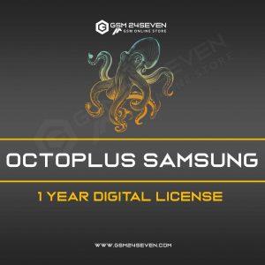 OCTOPLUS SAMSUNG 1 YEAR DIGITAL LICENSE