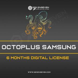 OCTOPLUS SAMSUNG 6 MONTH DIGITAL LICENSE