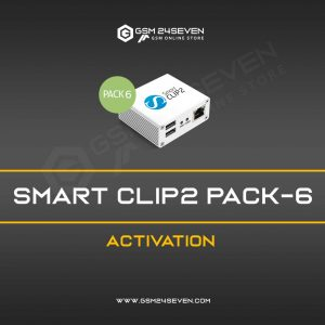 PACK 6 ACTIVATION FOR SMART-CLIP2