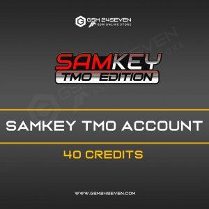 SAMKEY TMO ACCOUNT 40 CREDITS
