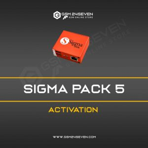 SIGMA PACK 5 ACTIVATION
