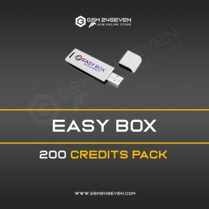 EASY BOX 200 CREDITS PACK