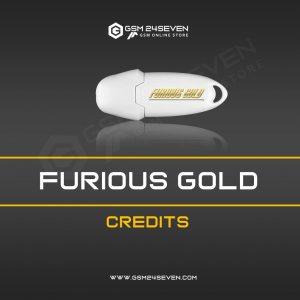 FURIOUS GOLD CREDIT