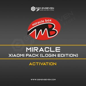 MIRACLE XIAOMI PACK(LOGIN EDITION)