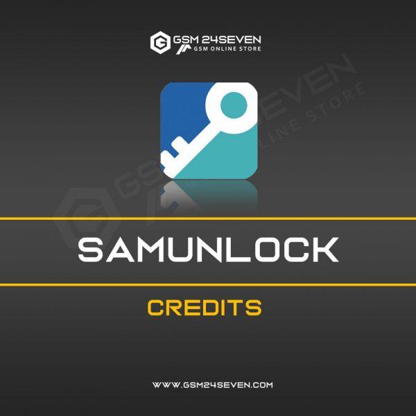 SAMUNLOCK CREDITS
