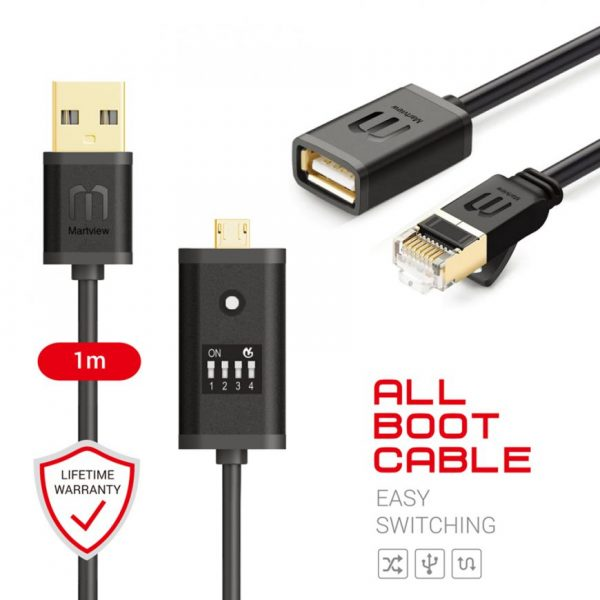 All Boot Cable