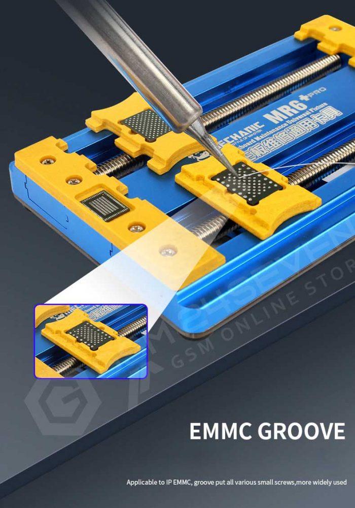 MECHANIC MR6 PRO UNIVERSAL DOUBLE BEARING PCB FIXTURE