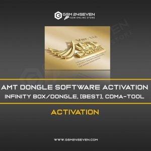 AMT DONGLE SOFTWARE ACTIVATION