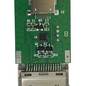 Purple Screen Adapter (Magico Diag Tool/iRepair Box/iBox Mini)
