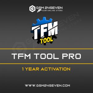 TFM Tool Pro Activation 1 Year