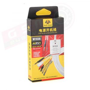 OSS W103A POWER BOOT CABLE FOR IPHONE & SAMSUNG