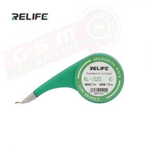 RELIFE RL-I520 SOLDERING DESOLDRING WICK